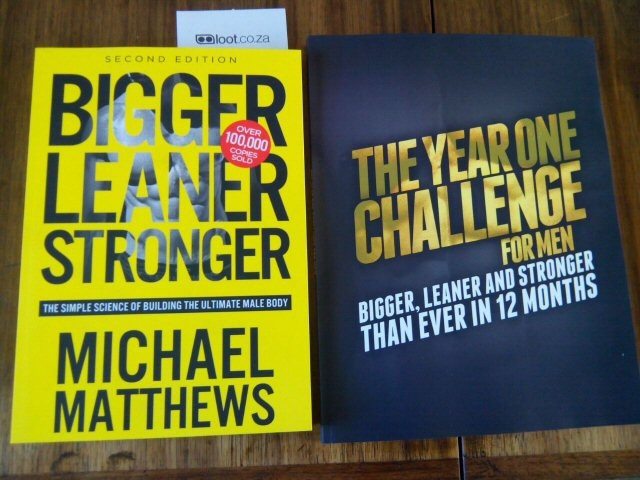 Bigger Leaner Stronger Second Edition